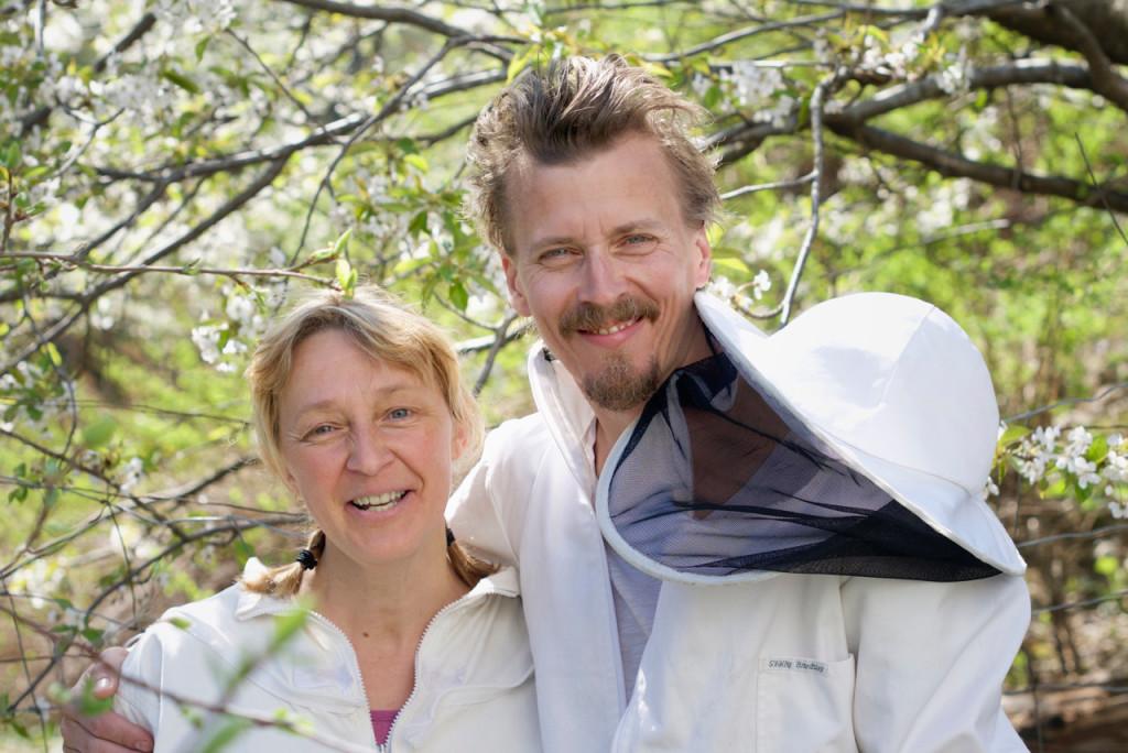 Paul Svensson o Lotta Fabricius foto Anna Lind Lewin.